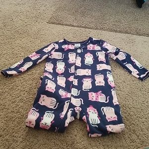 Carter's Footed PJs
